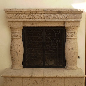 Fireplace Surround & Mantels