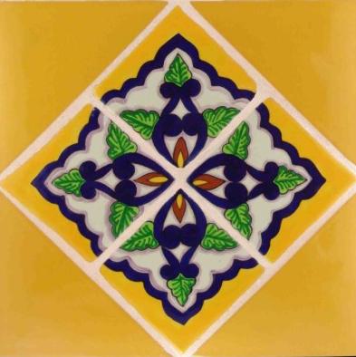 Medallion Tiles