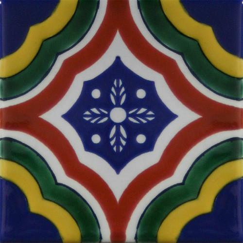 Hacienda Design No. 105 (4 x 4) (6 x 6) (8 x 8) (12 x 12)