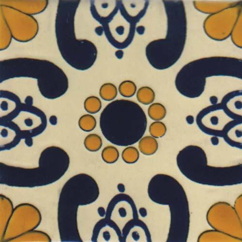 Hacienda Design No. 107 (4 x 4) (6 x 6) (8 x 8) (12 x 12)