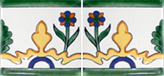 Hacienda Design No 141 (4 1-4 x 41-4)