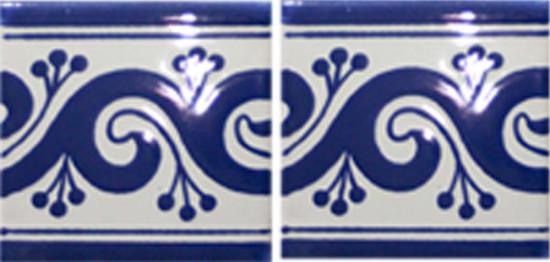 Hacienda Design No 143 (4 1-4 x 41-4)