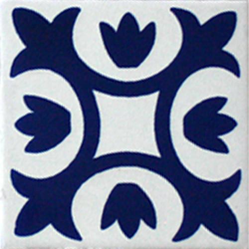 Hacienda Design No. 151  (4 x 4) (6 x 6) (8 x 8) (12 x 12)