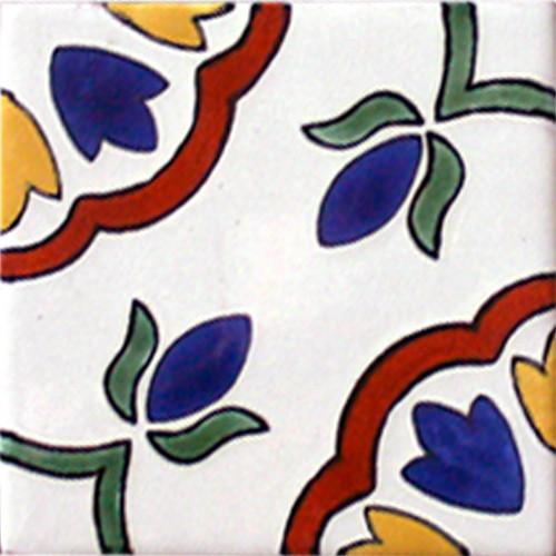 Hacienda Design No. 159  (4 x 4) (6 x 6) (8 x 8) (12 x 12)