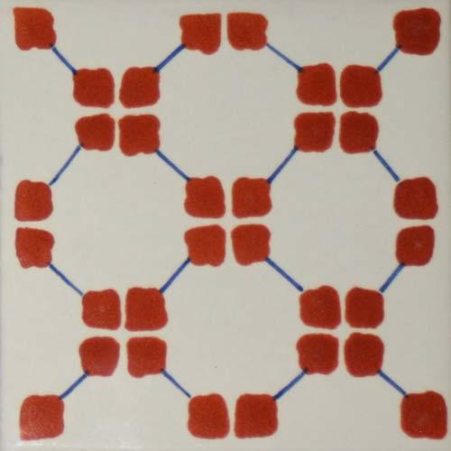 Hacienda Design No. 17 (4 x 4) (6 x 6) (8 x 8) (12 x 12)