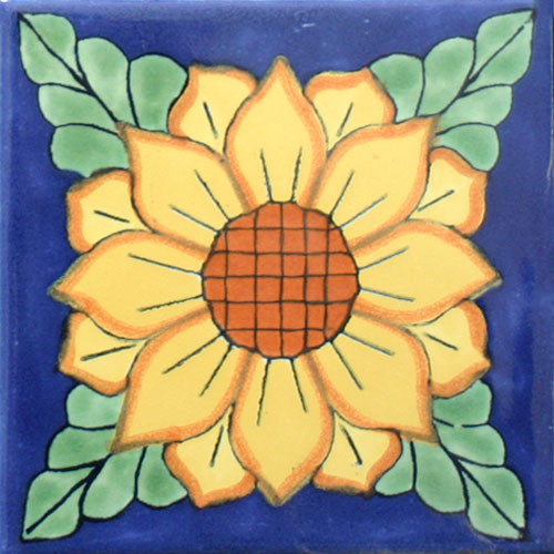 Hacienda Design No. 187 (4 x 4) (6 x 6) (8 x 8) (12 x 12)