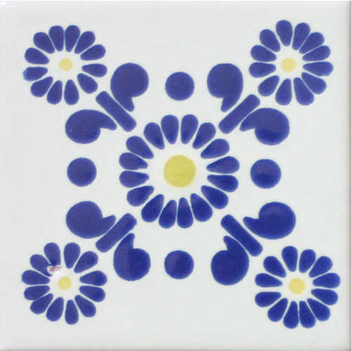 Hacienda Design No. 18 (4 x 4) (6 x 6) (8 x 8) (12 x 12)