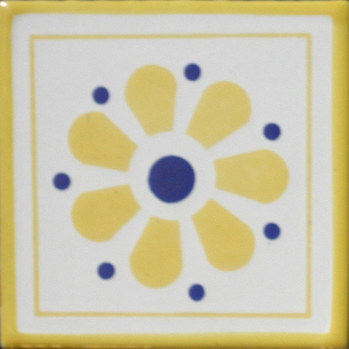 Hacienda Design No. 19 (4 x 4) (6 x 6) (8 x 8) (12 x 12)