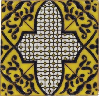 Giralda Yellow SB (2 x 2) (4 1-4 x 4 1-4) (6 1-8 x 6 1-8)