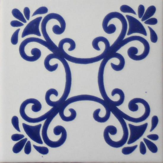 Hacienda Design No. 203 (4 x 4) (6 x 6) (8 x 8) (12 x 12)
