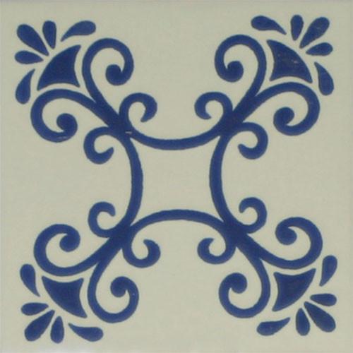Hacienda Design No.204 (4 x 4) (6 x 6) (8 x 8) (12 x 12)