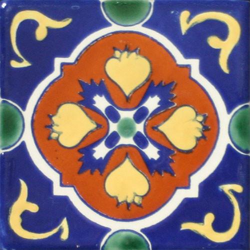 Hacienda Design No. 209 OC  (4 x 4) (6 x 6) (8 x 8) (12 x 12)