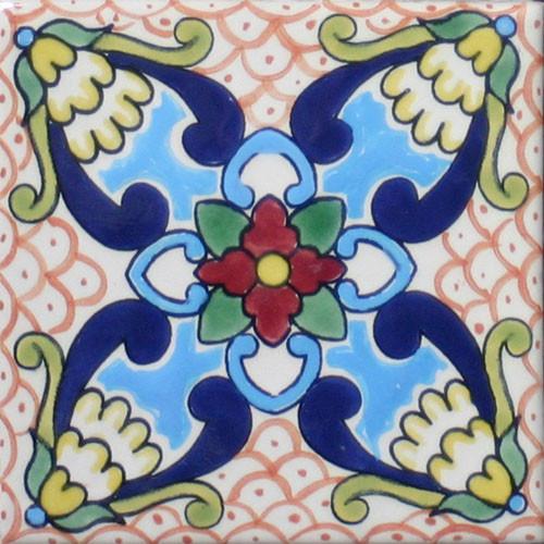 Hacienda Design No. 214 OM  (4 x 4) (6 x 6) (8 x 8) (12 x 12)