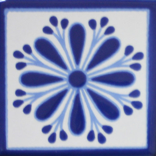 Hacienda Design No. 216 OC  (4 x 4) (6 x 6) (8 x 8) (12 x 12)