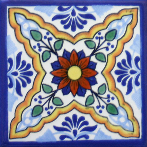 Hacienda Design No. 218 OM  (4 x 4) (6 x 6) (8 x 8) (12 x 12)