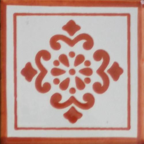 Hacienda Design No. 21 (4 x 4) (6 x 6) (8 x 8) (12 x 12)