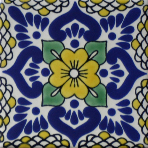 Hacienda Design No. 221 OM  (4 x 4) (6 x 6) (8 x 8) (12 x 12)