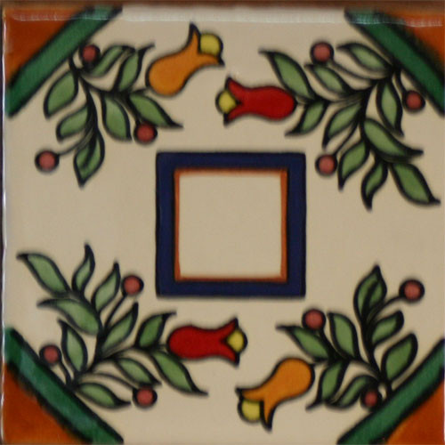 Hacienda Design No. 225 OM REP  (4 x 4) (6 x 6) (8 x 8) (12 x 12)