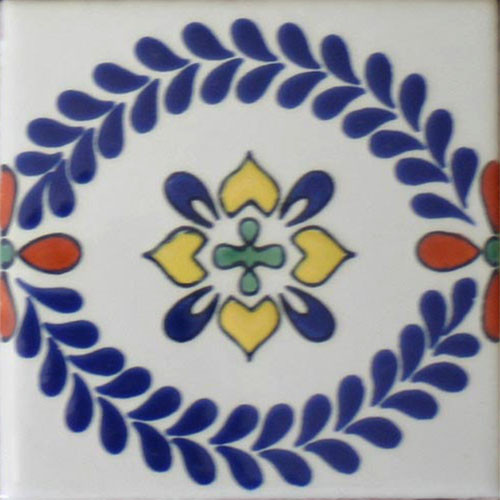 Hacienda Design No. 227 OC  (4 x 4) (6 x 6) (8 x 8) (12 x 12)