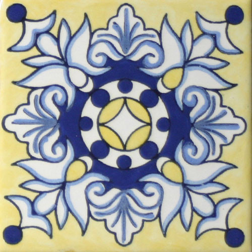 Hacienda Design No. 229 OM  (4 x 4) (6 x 6) (8 x 8) (12 x 12)