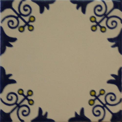 Hacienda Design No. 230 OC REP  (4 x 4) (6 x 6) (8 x 8) (12 x 12)