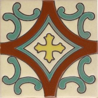 Santa Fe No 7 SB (2 x 2) (4 1-4 x 4 1-4) (6 1-8 x 6 1-8)