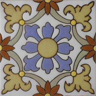 Santa Elena Flower No 2 SB (2 x 2) (4 1-4 x 4 1-4) (6 1-8 x 6 1-8)