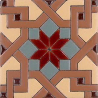 Estrella Arabe No 3 SB (2 x 2) (4 1-4 x 4 1-4) (6 1-8 x 6 1-8)