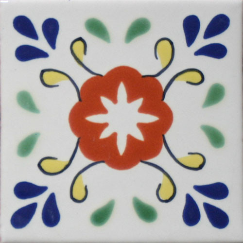 Hacienda Design No. 32 (4 x 4) (6 x 6) (8 x 8) (12 x 12)