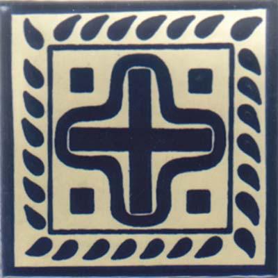 Hacienda Design No. 50 (4 x 4) (6 x 6) (8 x 8) (12 x 12)
