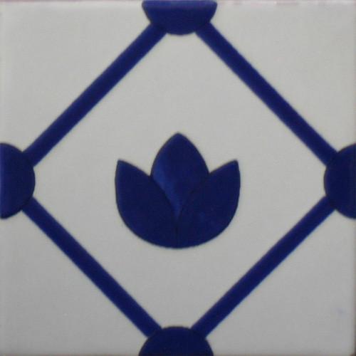 Hacienda Design No. 54 (4 x 4) (6 x 6) (8 x 8) (12 x 12)