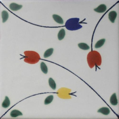 Hacienda Design No. 72 (4 x 4) (6 x 6) (8 x 8) (12 x 12)