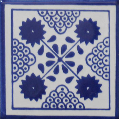 Hacienda Design No. 86 (4 x 4) (6 x 6) (8 x 8) (12 x 12)