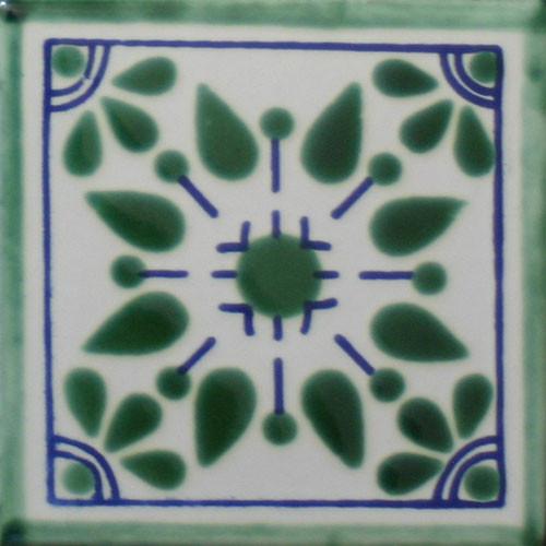 Hacienda Design No. 87 (4 x 4) (6 x 6) (8 x 8) (12 x 12)