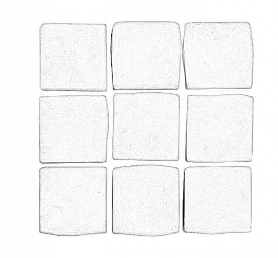 Arto 2 x 2 Artillo Premium Concrete Tile