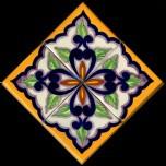 Porcelain Special Designes 5, 3 3-4 x 3 3-4