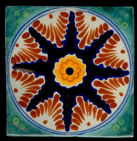 Clay Body, Baroque No. 2 (4 x 4) ( 6 x 6)