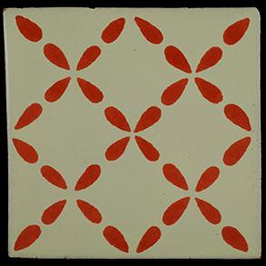 Hand Painted Tiles Casa Clover Tc
