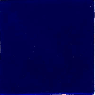 Clay Solid Color Cobalt (2 x 2) (4 x 4) (6 x 6)
