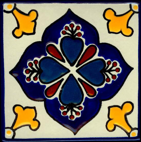 Porcelain Colonial 2, 3 3-4 x 3-4