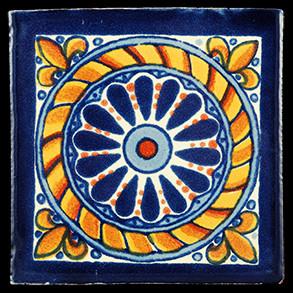 Hand Painted Tiles Casa Cuerda