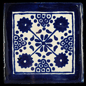 Hand Painted Tiles Casa Style Damasko 3004