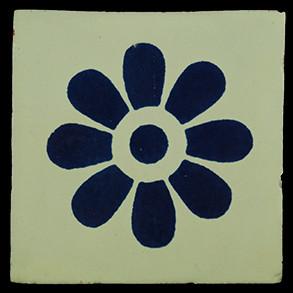 Hand Painted Tiles Casa Deisy Azul