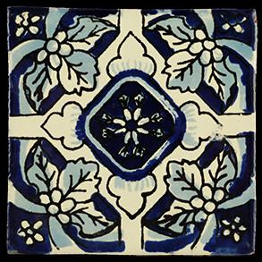 Hand Painted Tiles Casa Diente de Leon