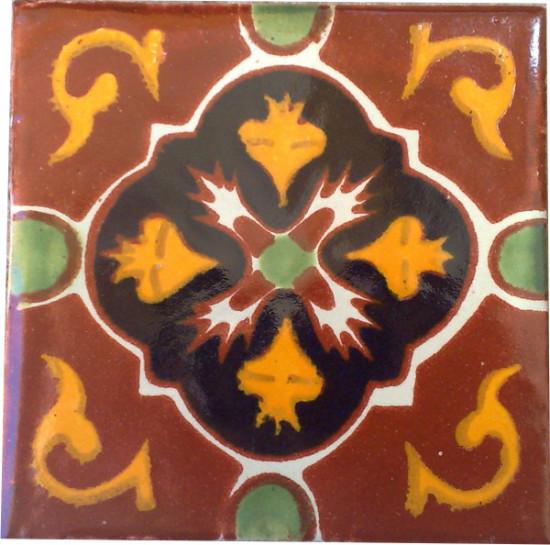 Hand Painted Tiles Casa Dolors TC 2319