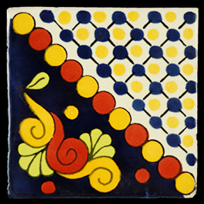 Hand Painted Tiles Casa Fiesta