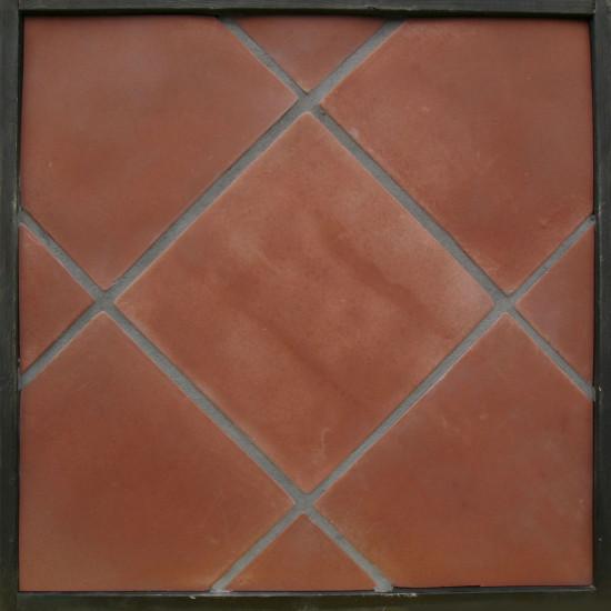 Arto 12x12 Artillo Premium Concrete Tile Mission Red