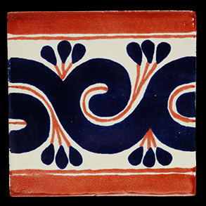 Hand Painted Tiles Casa Gusano