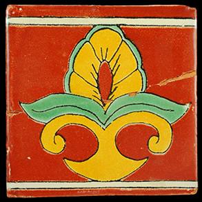 Hand Painted Tiles Casa Maize
