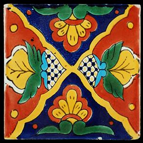 Hand Painted Tiles Casa Mañana